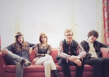 Mean Creek (above) will join Freezepop and Kingsley Flood at the Brighton Music Hall.